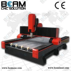 Bcamcnc Best quality and low cost 3d marble stone granite cnc router marble carving machine 1325 cnc stone engraving machine