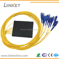 Fiber Optic PLC Splitter 1*8 Module