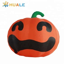 New design giant halloween decoration inflatable pumpkin for halloween