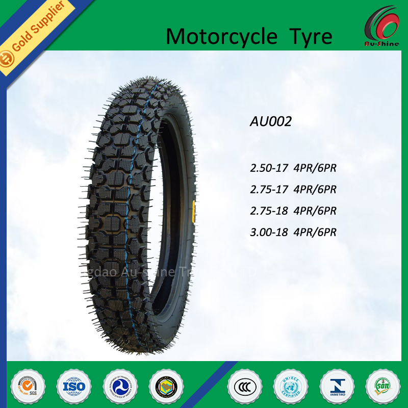 High quality motorcycle tyre and tube in China,size 2.50-17,2.75-17,3.00-18