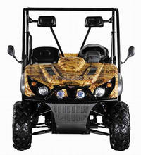 TNS fashionable design 4 seat electric used utv