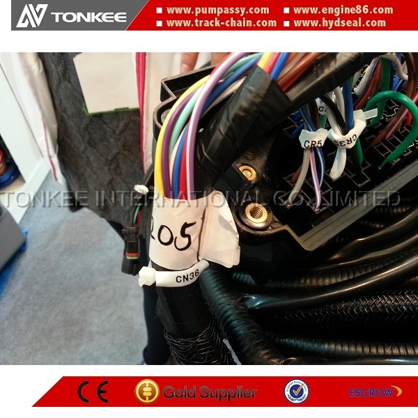 530Y00190B 530Y00327B 530Y00211B excavator engine cable wiring wire  engine harness for DOOSAN.jpg