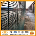 Hot dipped galvanized or pvc coated security fence manufacturer