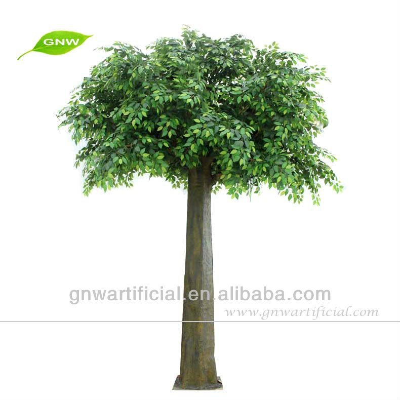 BTR1129 GNW13ft height Artificial banyan tree live ficus tree for Hotel indoor decoration
