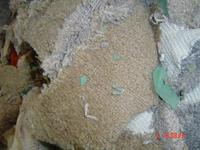 Nylon & Polypropylene Carpet Trimmings