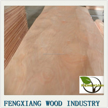 A grade 0.25mm okoume veneer prices