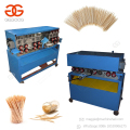 Best Price Tooth Stick Processing Production Line Wooden Toothpick Making Manufacturing for Sale Wood Toothpick Machine