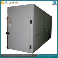 Dehumidifier dry cabinet electronic drying chamber for wood