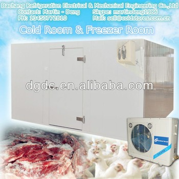 Customized Cold Storage Room & Freezer Room by Cam Lock Panels