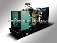 2045kva Diesel Generator Set with Cummins engine Skid mounted Prime Power