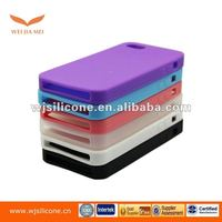 Colorful soft gel silicone mobile case for iphone 5/5S Wholesale Cell Phone Accessory