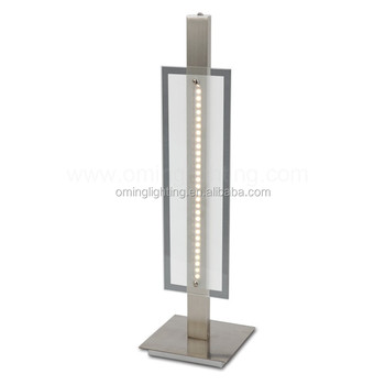 2017 wholesale Chinese led restaurant table lamp modern/bedside table lamps touch lamps