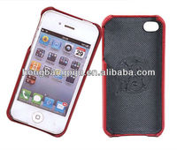 Leather Phone Case for iphone 4 4S Cell Phone Case