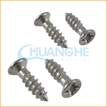 China manufacturer fasteners top sell self tapping small screw