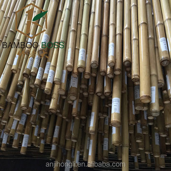 Natural bamboo canes bamboo poles retail packaging bamboo Decorative building bamboo Grower Edge bamboo canes