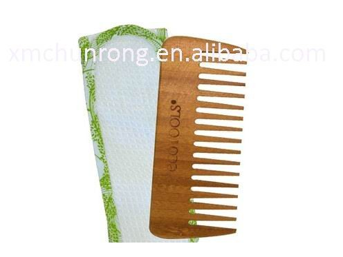 large High quality All Natural Bamboo hair Comb
