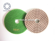 floor polishing pad tape for concrete