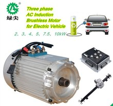 5kw 48v ac/dc electric sandy beach vehicle motor