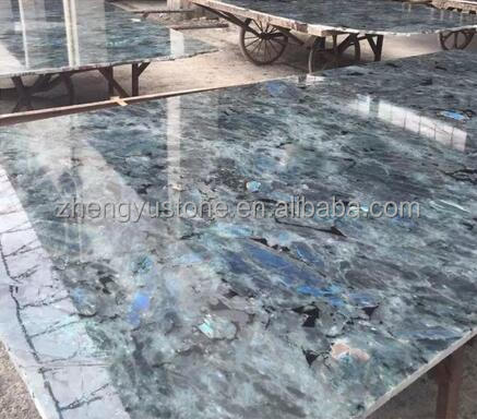 High Quality Polished Labradorite Blue Granite from Factory