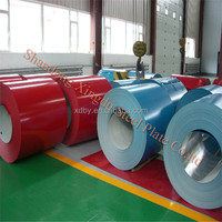 2015 construction material Exhibition EXPO Fair l coated steel sheet coil sheet plate corrugated metal roofing