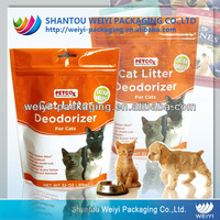 safety food grade biodegradable pet waste bag