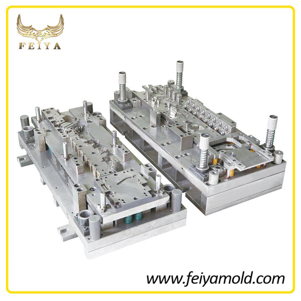 High quality progressive die and sheet metal stamping mould design and making