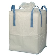 High quality strong capacity food grade flexible bulk container bag for grain with liner and printing