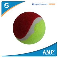 High quality cheap coloured tennis ball material