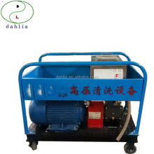 hydro jet, sandblast and mechanical surface cleaning high pressure Cleaner machine