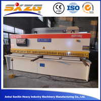 hydraulic shearing machine specifications price list, auto iron sheet cutter