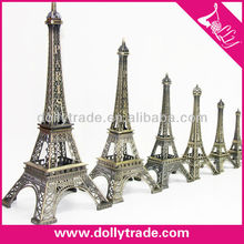 5cm 13cm 15cm 18cm 22cm 25cm 28cm 32cm 35cm 38cm 42cm 48cm Metal Crafts Paris Eiffel Tower Model