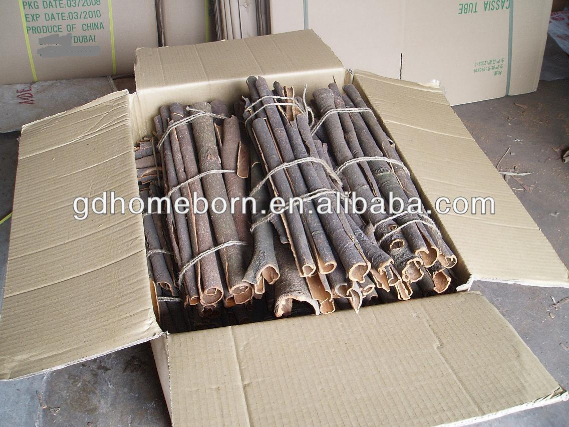 Chinese tube cassia herb exporter