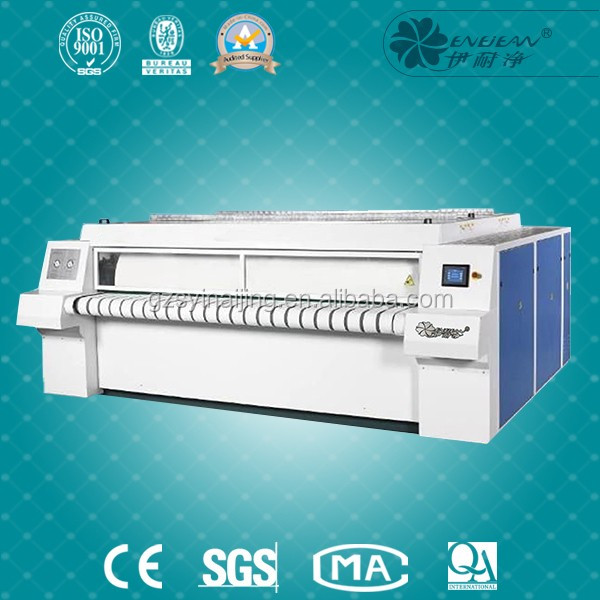 electric/steam roller ironing machine /laundry equipment in Guangzhou
