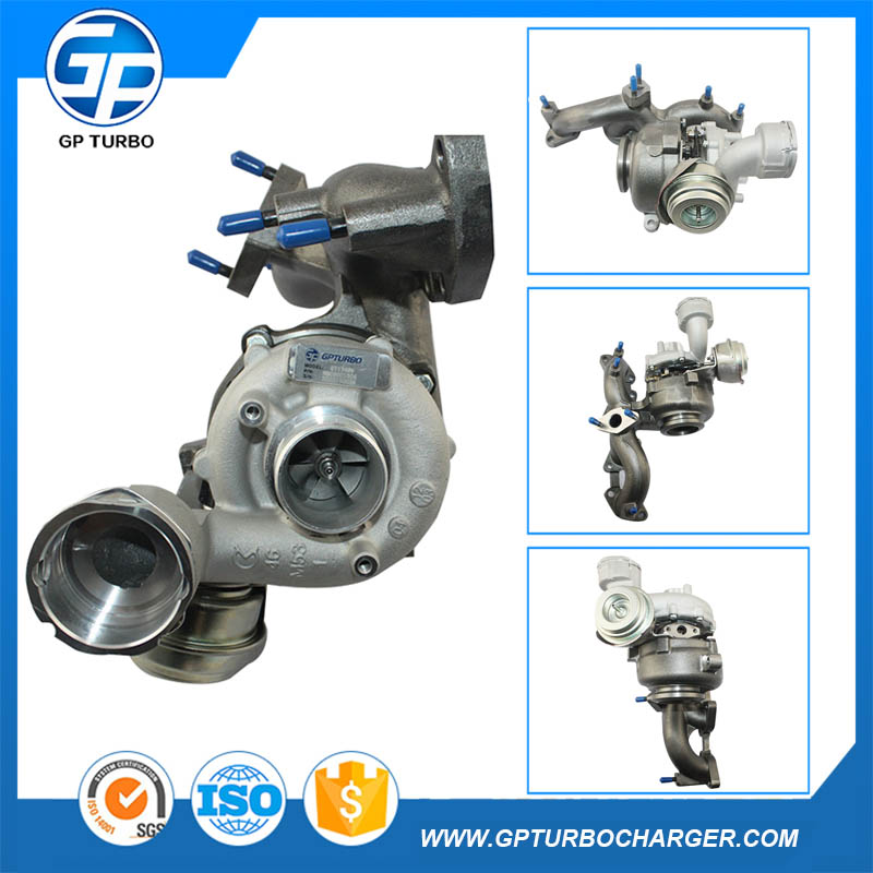 GT1749V turbocharger 724930-0002 LGD08792R turbo for Audi A3 TDI Car