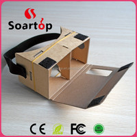 New school practice activities Toys DIY 3d vr Glass kits Factory Directly 3d vr Glass Real Virtual