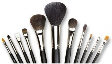 16 piece makeup brush for makeup chinese cosmetics brushses