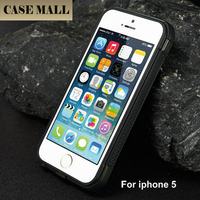Custom Logo 2 in 1 Covers For iPhone 5,power case for iphone 5