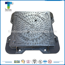 Tank Truck Weight Ductile Iron Manhole Cover