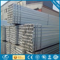 ms carbon black steel square tube astma106 galvanized steel pipe galvanized steel pipe post and rail fencing