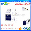Multifunctional portable solar energy system solar bank for mobile &USB charger Item YH1002H