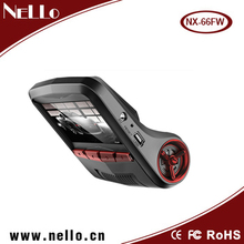Nello new products 2.45 inch IPS LCD hidden camera 1080 hd car dvr