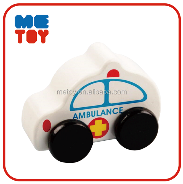 Cute toys kids car model wooden toy car