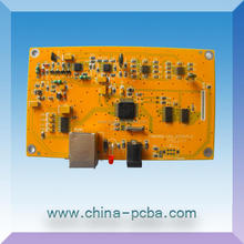 electronics led circuits quran mp3 player etc manufacturers multilayer double sided pcb board