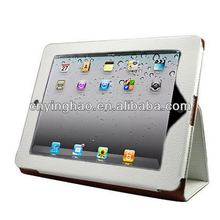 High quality special bag leather case for ipad 3