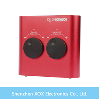XOX KS100 Chinese portable mini karaoke machine 2in / 2out