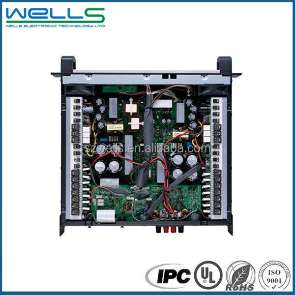 high quality electronic fr4 pcb circuit board pcba control board factory