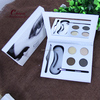 Professional high-quality makeup cosmetic box waterproofing eyebrow kit powder