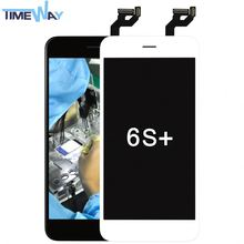 advertise in alibaba for iphone 6s plus new screen lcd