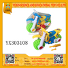2016 Yuxin hot sale toys Cartoon Removable motorcycle toys kids toys (YX303108)