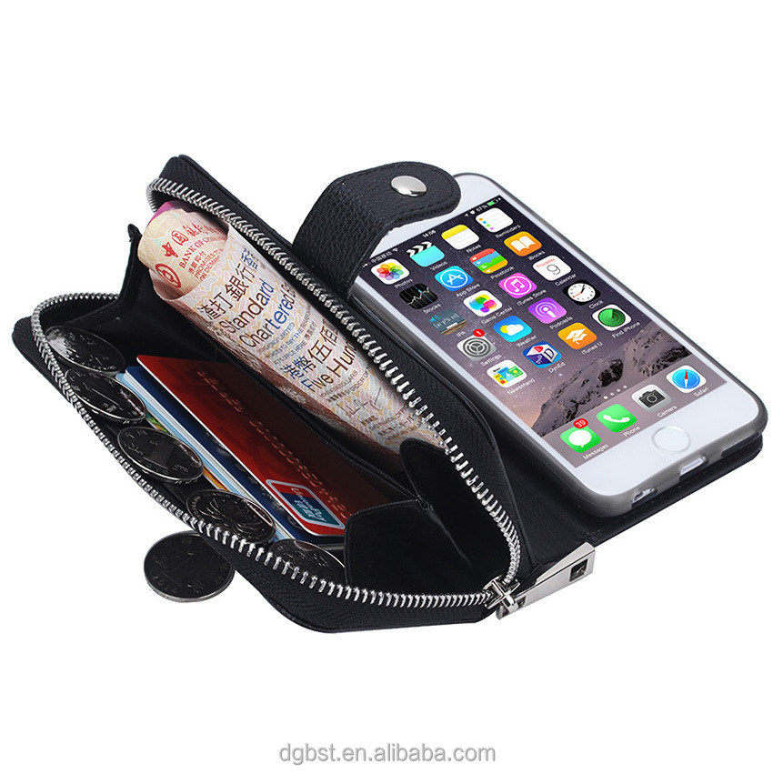 For iphone 6s plus genuine leather case cool phone case
